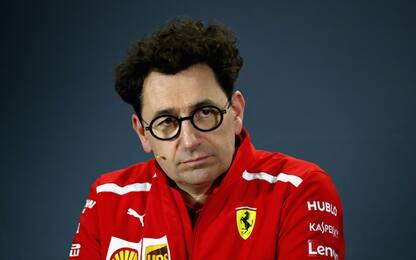 "Binotto: ""Affidabilità Ferrari? GP darà risposte"""