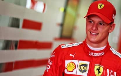 """Mick Schumacher in Rosso: """"Mi sono sentito a casa"""""""