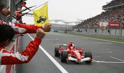 Schumacher, la Cina e le pietre 1000liari