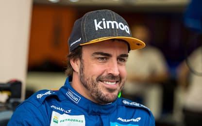 """Indy 500, Alonso: """"Serve perfezione a ogni giro"""""""