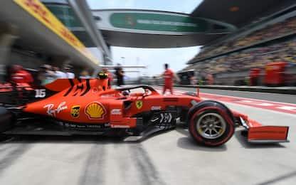 Cina, l'analisi tecnica del Gran Premio