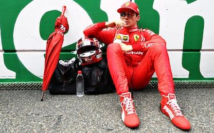 """Leclerc: """"Ordine? Frustrante, ma siamo squadra"""""""