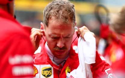 "Vettel: ""Mercedes troppo veloci"""