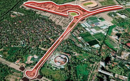 F1 in Vietnam, alla scoperta del circuito. VIDEO