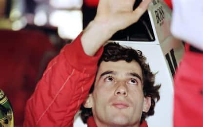 Turrini e quella chiacchierata mancata con Senna