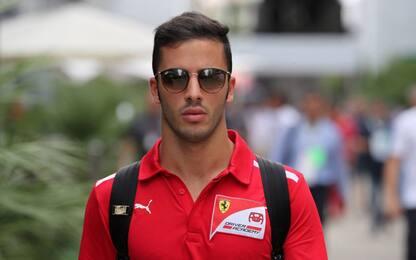 Ferrari, nei test di Barcellona con Antonio Fuoco