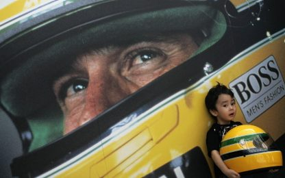 Ayrton Senna raccontato ai bambini