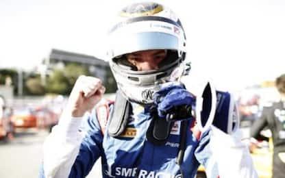 F3, Spagna: buona la Prema, Schwartzman in pole
