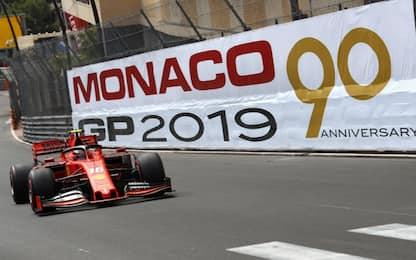 Monaco, pole decisiva: Ferrari non può sbagliare