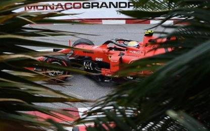 "Turrini: ""Ferrari, valorizza l'audacia di Leclerc"""