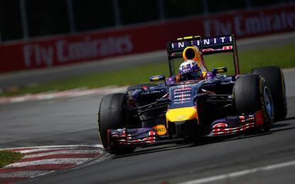 Ricciardo&Red Bull: da trionfo in Canada all'addio