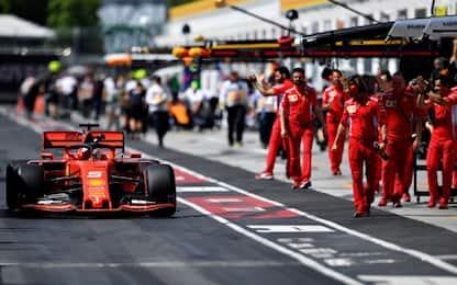 Vettel, pole speciale che serviva a (quasi) tutti