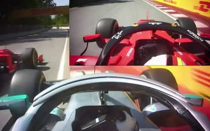 Vettel, ricostruzione che scagiona Ferrari