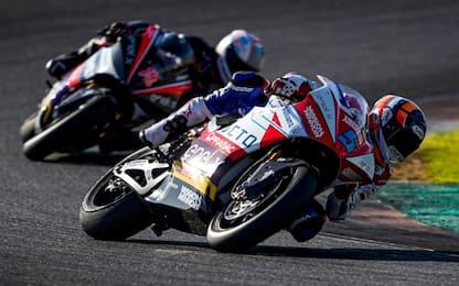 Il ritorno della MotoE: primi test a Valencia