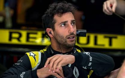 """Ricciardo penalizzato: """"Nessun rimpianto"""""""