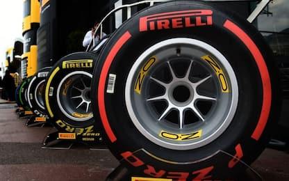 F1, non si cambia: restano le gomme del 2019