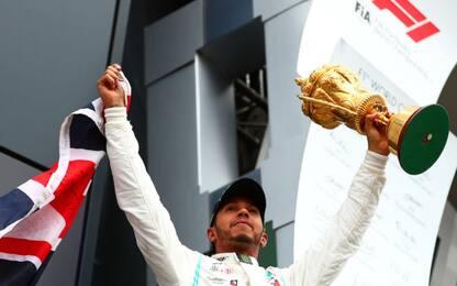 """Hamilton: """"Una vittoria che toglie il respiro"""""""