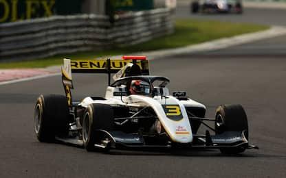 F3, in Ungheria vince Lundgaard Gara-1