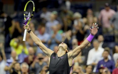 Schwartzman ko, Nadal in semifinale con Berrettini