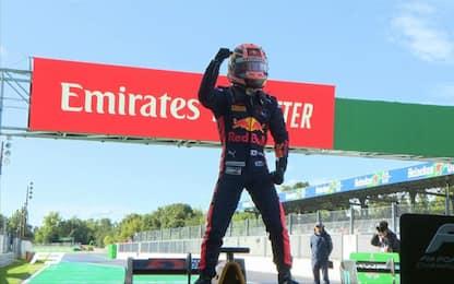 F3, Tsunoda vince gara-2 a Monza