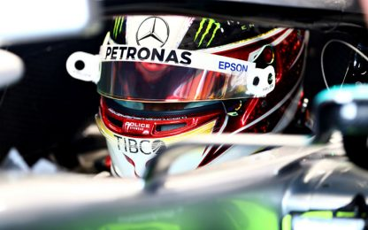USA, Libere 2 a Hamilton. Leclerc 2°, Vettel 4°