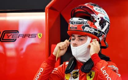 Leclerc, caccia al tris di vittorie
