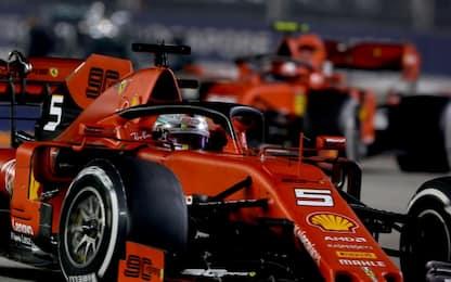 Ferrari, caccia al poker nel feudo Mercedes