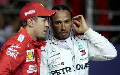 La Ferrari sogna ancora, la Mercedes scalpita