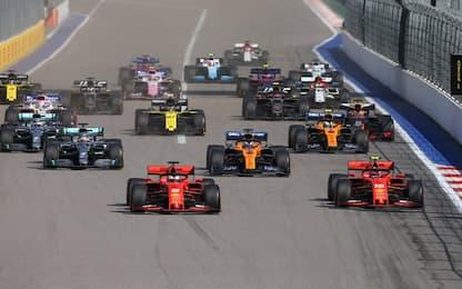 Le pagelle del GP di Russia