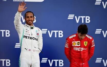 E' tornato Hamilton. Ferrari, occasione mancata