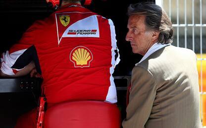 """Montezemolo: """"Ferrari, per vincere io presidente"""""""