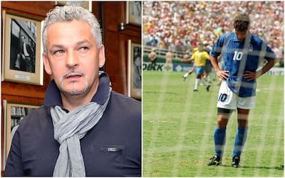 """Baggio: """"Penso ancora al rigore di Italia-Brasile"""""""