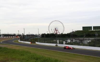 Suzuka, il GP non è finito: le repliche su Sky