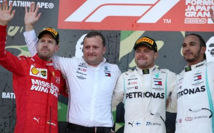 Formula 1, gli highlights di Suzuka