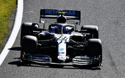 Mercedes, 6° Costruttori di fila: le classifiche