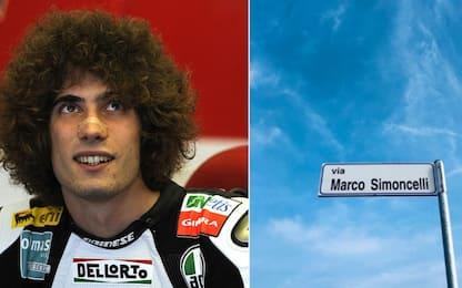Per sempre Sic: Misano intitola una via a Marco
