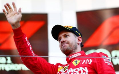 "Vettel: ""Errore in partenza. Bottas stava volando"""