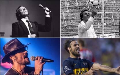 Da Iglesias a Osvaldo, se il calcio diventa musica