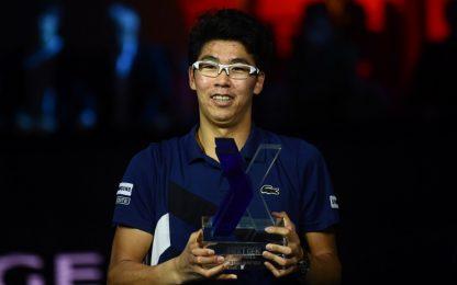 Next Gen Finals, vince Chung: Rublev ko in finale