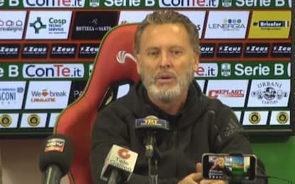 "Ternana, Pochesci: ""Noi e il Parma? Opposti"""