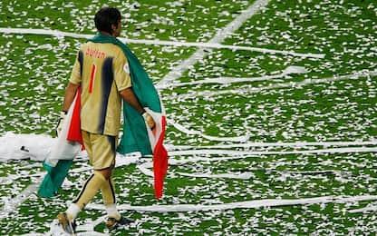 Buffon forever: l'ultimo eroe dell'Italia Mondiale