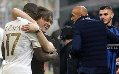 Milan a -17, favola Inter: cicala e formica...