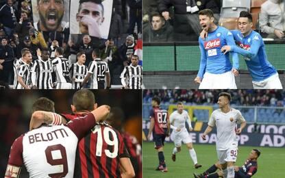 Guarda gli highlights di Serie A!