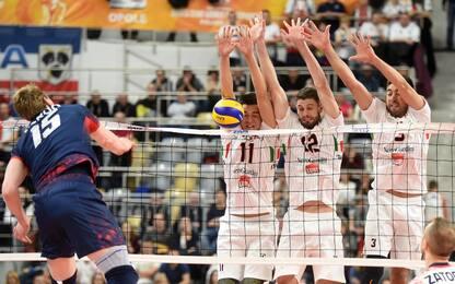 Mondiale Club, Civitanova in semifinale