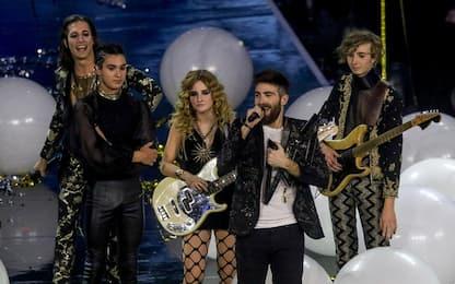 "X Factor, Damiano: ""Daje Roma"". E Licitra: ""Juve!"""