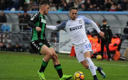 Inter, lesioni per D'Ambrosio e Miranda