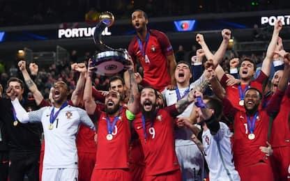 Futsal: Portogallo campione, Spagna ko in finale