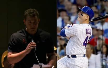 Strage Usa, a veglia anche star del baseball Rizzo