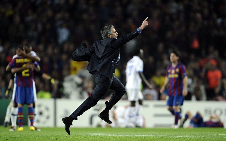 Barcellona-Inter, ritorno al 2010: Mourinho in finale e adìos remuntada | Sky Sport