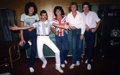 Queen ft. Maradona: così nacque il gol del secolo